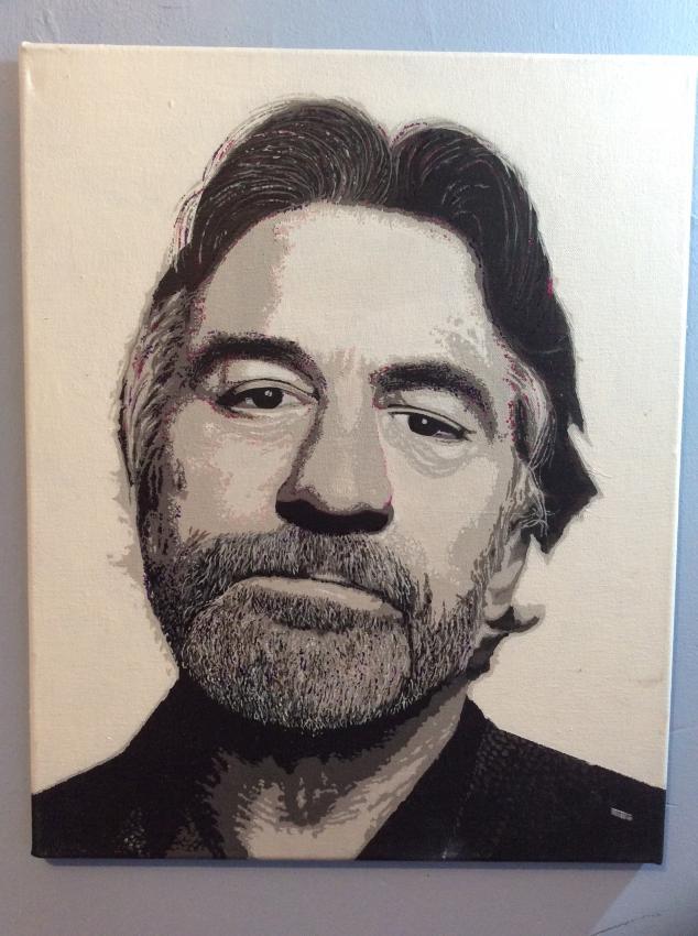 Robert De Niro by paddysauce